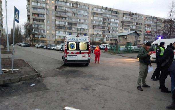 На стройке в Киеве массовая драка закончилась стрельбой