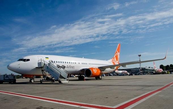 Украинская авиакомпания запустила новые рейсы в Италию