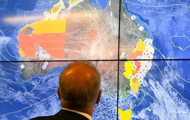 Пожежі в Австралії: дим після оберту навколо планети повернеться на материк