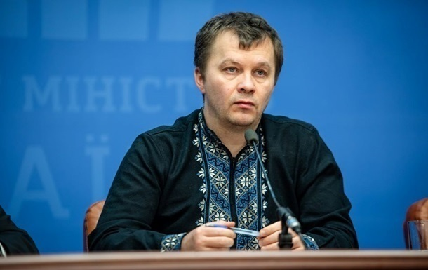 Милованов відмовився говорити з журналістами через відсутність імунітетету