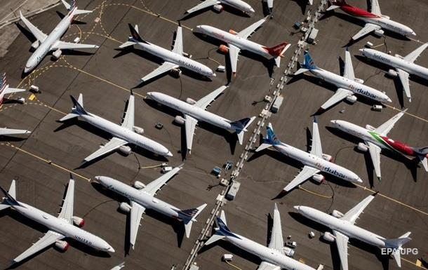 Boeing показав найгірший результат із замовлень за 45 років