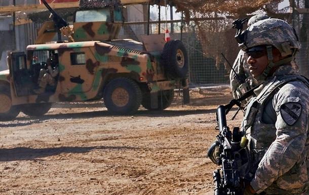 База США під Багдадом зазнала ракетного удару