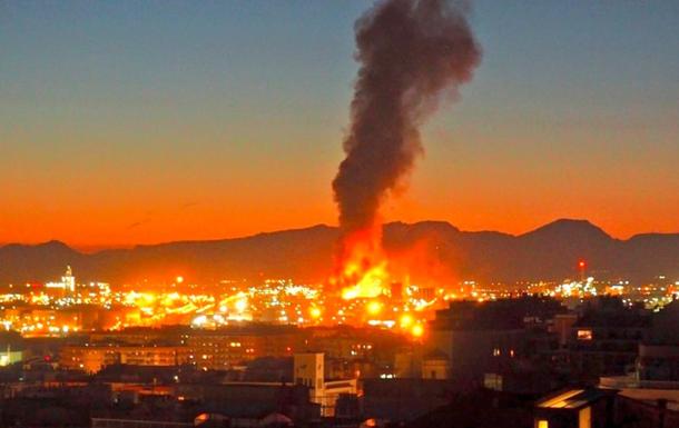 На химзаводе в Испании прогремел взрыв: есть жертвы