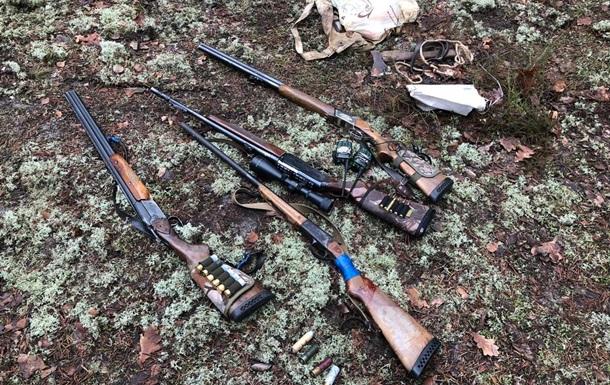 У зоні ЧАЕС затримали групу сталкерів-браконьєрів