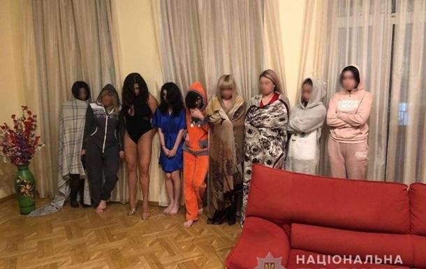 МВД сообщило, где больше всего проституток в Украине