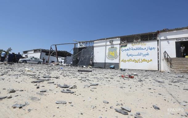 Армия Хафтара нанесла ракетный удар по Триполи