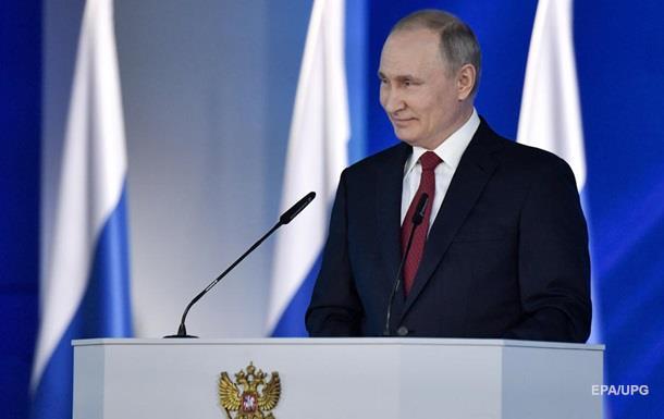 Путин заявил о разработке уникального оружия