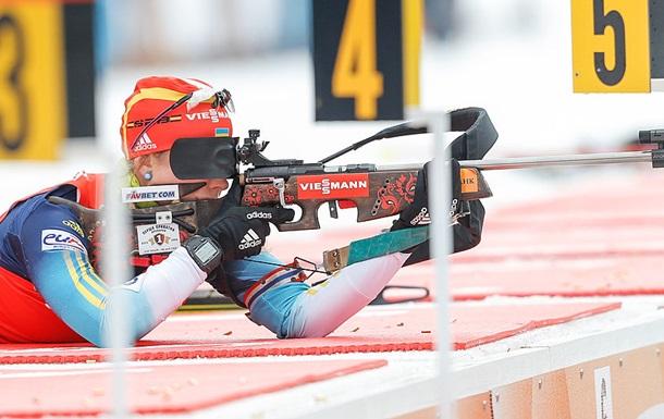 Джима - в топ-30 спринта в Рупольдинге, Экхофф одержала победу