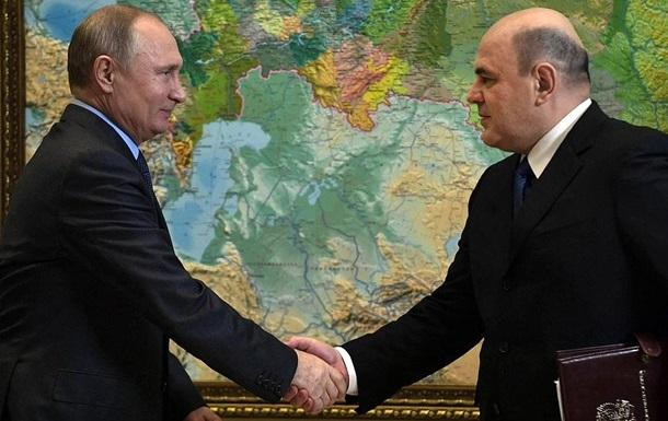 Путин предложил кандидата на пост премьера РФ