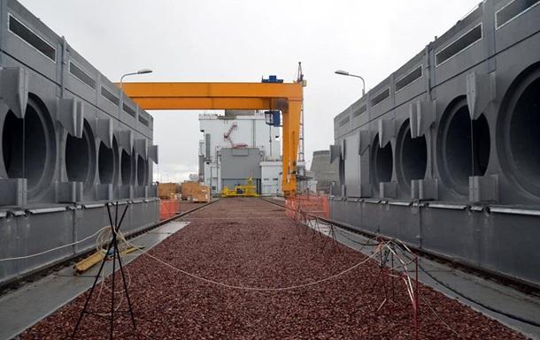 ЧАЭС получила новое хранилище отработанного ядерного топлива