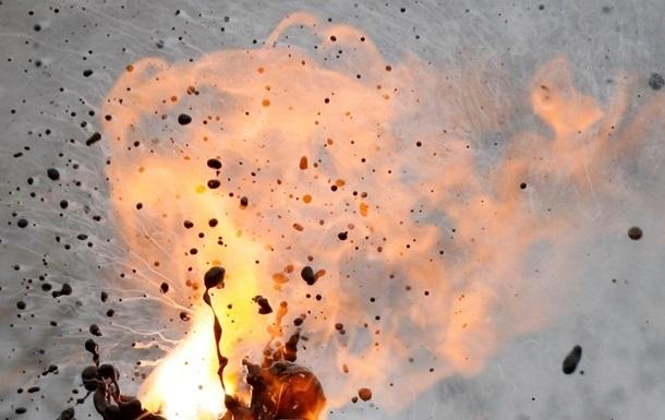 Под Луганском от взрыва пострадал ребенок