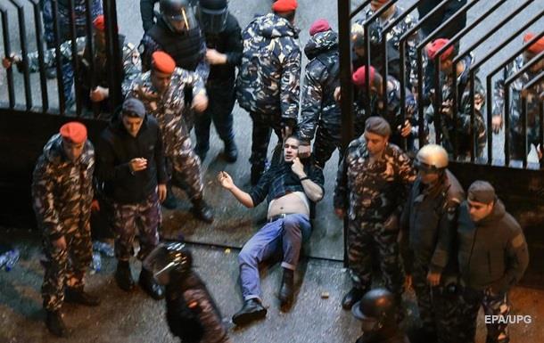 Протести в Лівані: 35 людей постраждали в сутичках з поліцією