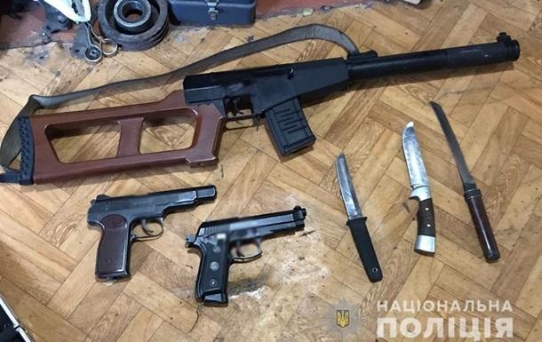 На Ровенщине полиция  накрыла  подпольный оружейный цех