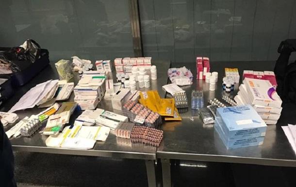 В Україні вилучили контрабандні ліки для онкохворих