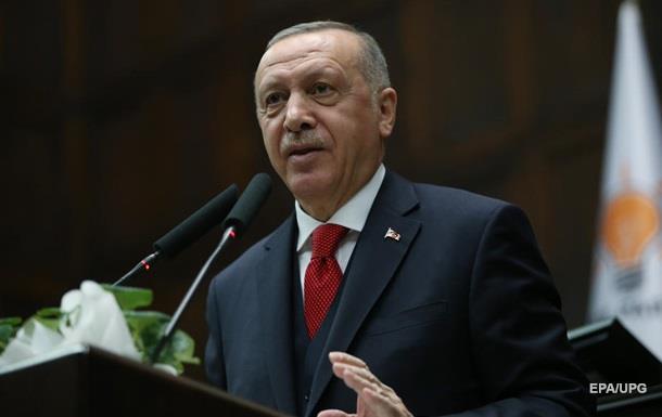 Ердоган оголосив про скерування військ до Лівії