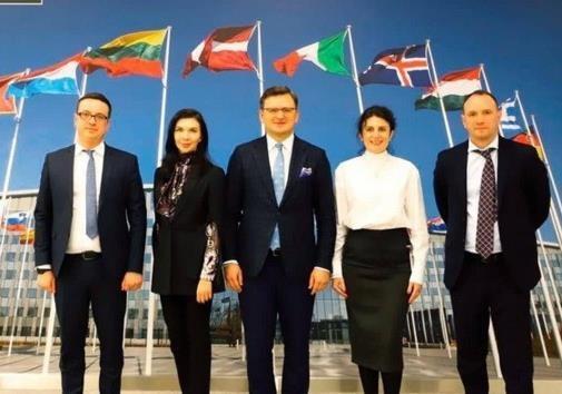 На заседании Комиссии Украина-НАТО обсудили реформу СБУ