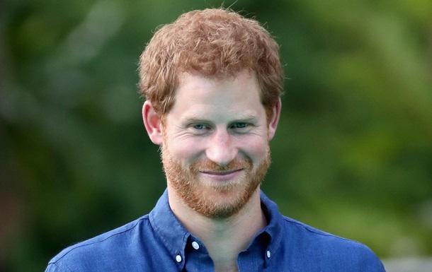 Принц Гарри впервые после Meгзит появился на официальном мероприятии