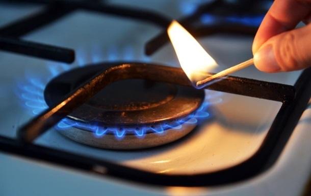 Ціна на імпортний газ за рік впала удвічі