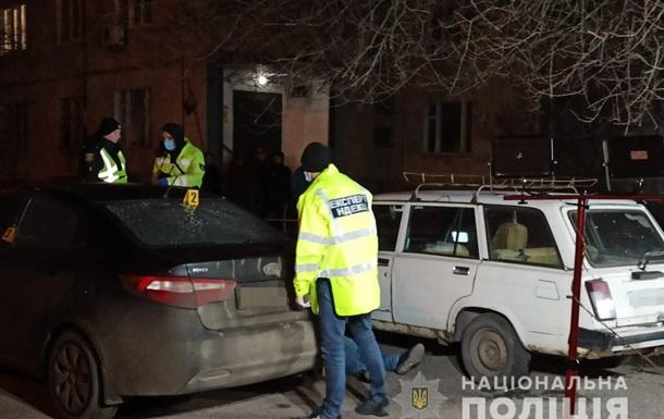 В Харькове среди бела дня расстреляли бизнесмена