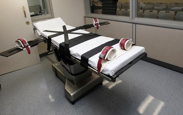 В США состоялась первая в 2020 году казнь