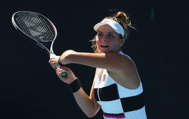Australian Open: Лопатецкая уступила Макнелли, Завацкая не справилась с Викери