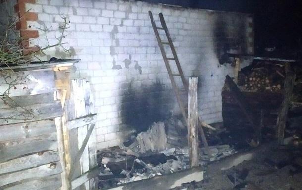 Под Черниговом в сгоревшем доме нашли два тела