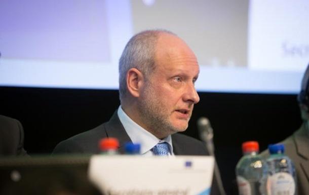 ЄС відреагував на заяву Гончарука про відставку