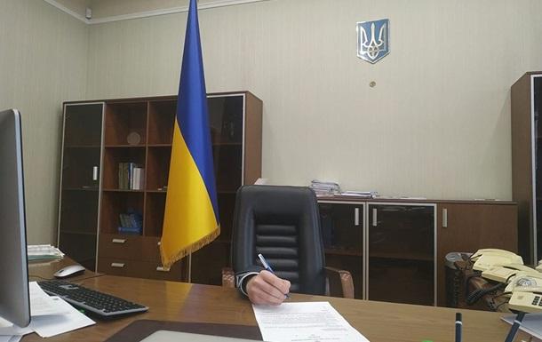 Глава Минюста поддержал Гончарука из-под стола