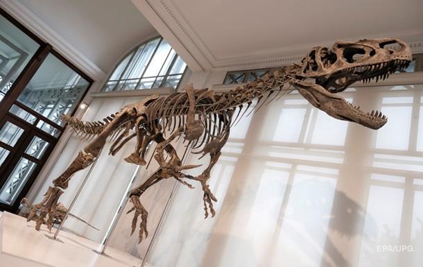 Учені встановили причину загибелі динозаврів