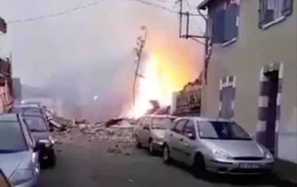 Взрыв в жилом доме прогремел во Франции