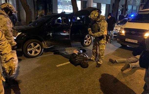 В Одесі затримали бандитів із Луганська й Абхазії
