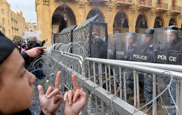 В Ливане массовые столкновения: 165 пострадавших