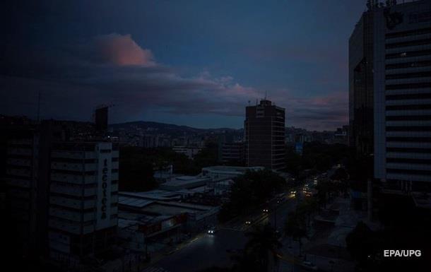 Венесуэла снова осталась без электричества