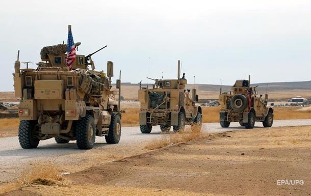 США развернули российский военный конвой в Сирии