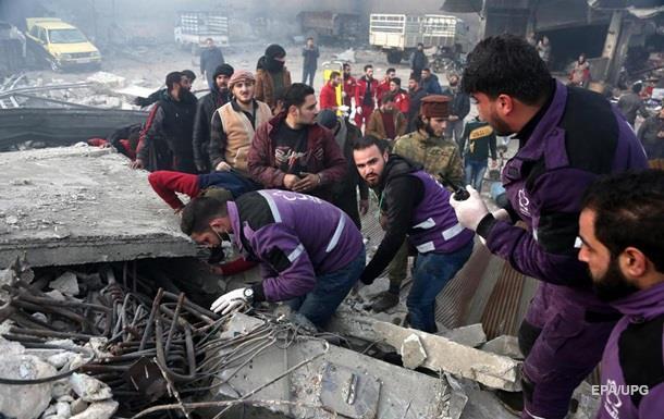 Загострення в Сирії: загинули близько 100 осіб