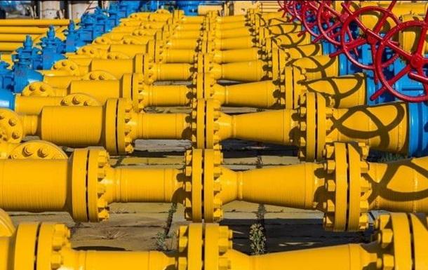 Украина сожгла четыре млрд кубометров запасов газа