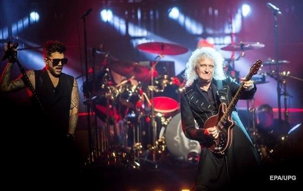 В Британии выпустили монету в честь группы Queen