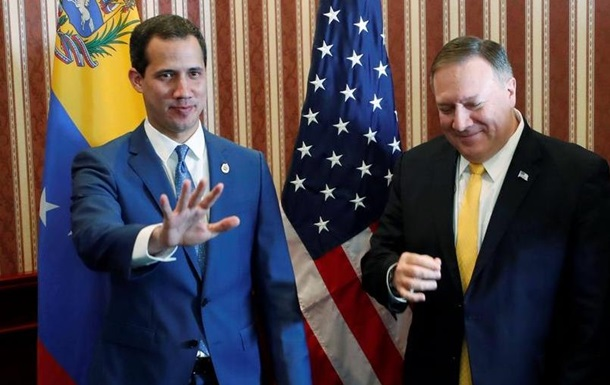 Помпео: США будують плани зміни режиму у Венесуелі