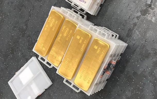 В России чиновники воруют золото тоннами