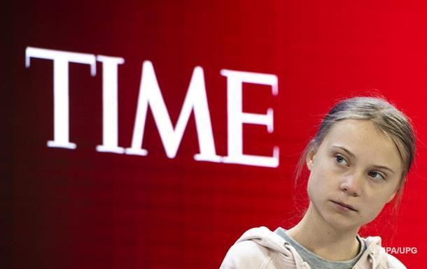 В Давосе Грета Тунберг раскритиковала мировые СМИ