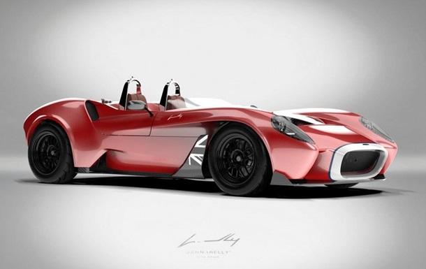 У Дубаї представили новий спорткар Design-1