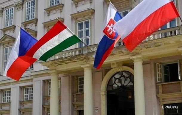 В Вышеградской группе заявили об отсутствии согласия по Украине