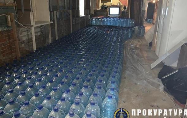 Правоохранители Полтавщины пресекли нелегальное производство фальсифицированно