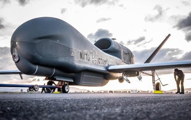 Новые беспилотники позволят НАТО видеть на 200 км вглубь соседних стран