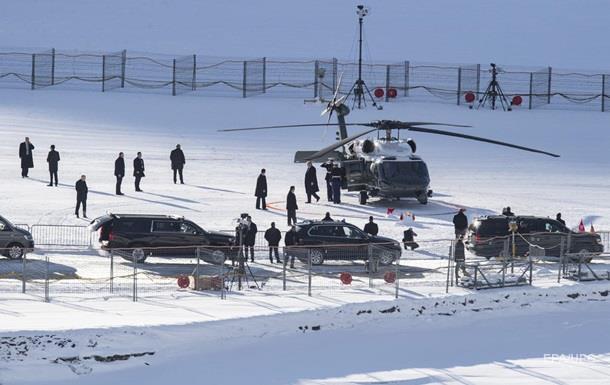 Самолеты участников форума в Давосе предложили заправить новым топливом