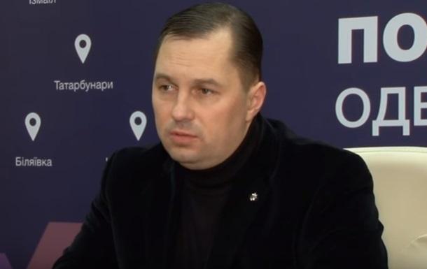 Екс-голову поліції Одещини Головіна випустили з-під домашнього арешту
