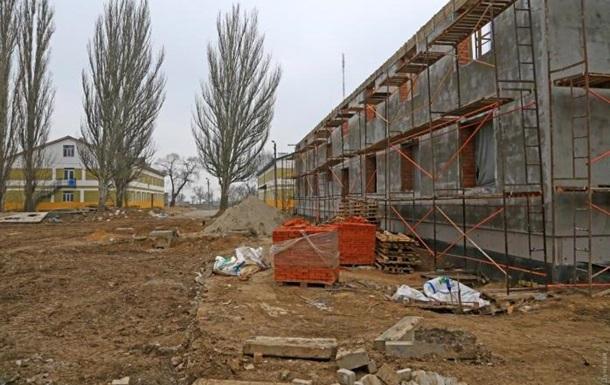 Відкрито справу через будівництво житла для військових на Одещині