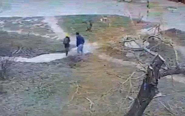 Неизвестный в Никополе напал на ребенка возле школы