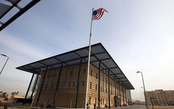 Найдена установка, из которой обстреляли посольство США - СМИ