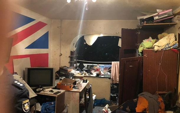 В Днепре произошел взрыв в квартире